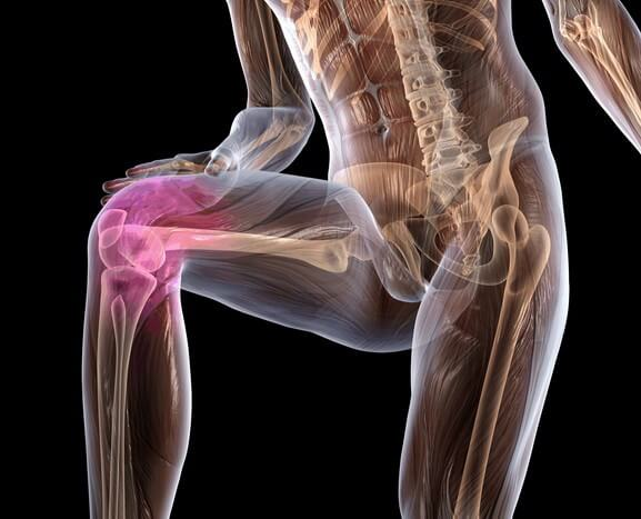 Лечение коленного сустава га границей болезни кости и суставов