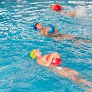 Лечебное плавание фото