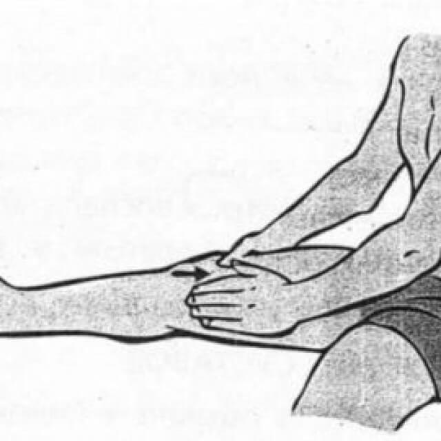 йога при гонартрозе коленных суставов