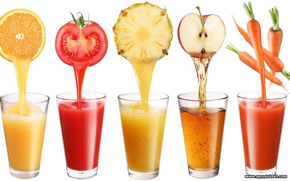 Соки и витамины