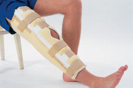 Сколько носить гипс при разрыве связок коленного сустава повреждение мениска коленного сустава лечение препараты