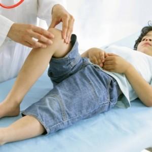пример заболевания Осгуда-Шлаттера