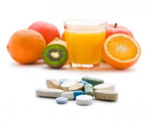 пример витаминов