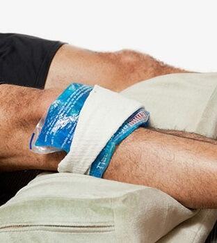 народное лечение колен