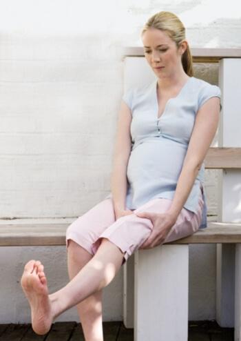 жжение при беременности