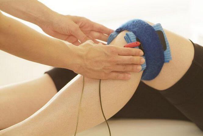Электрофорез на коленный сустав с кальцием антибиотики при болезнях суставов