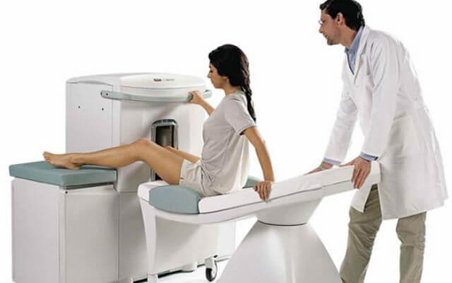рентген колена оборудование
