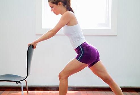 упражнения после операции на колене