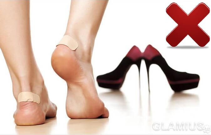 неудобная обувь причина опухоли щиколодки