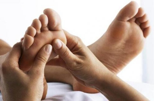 массаж при артрозе стопы