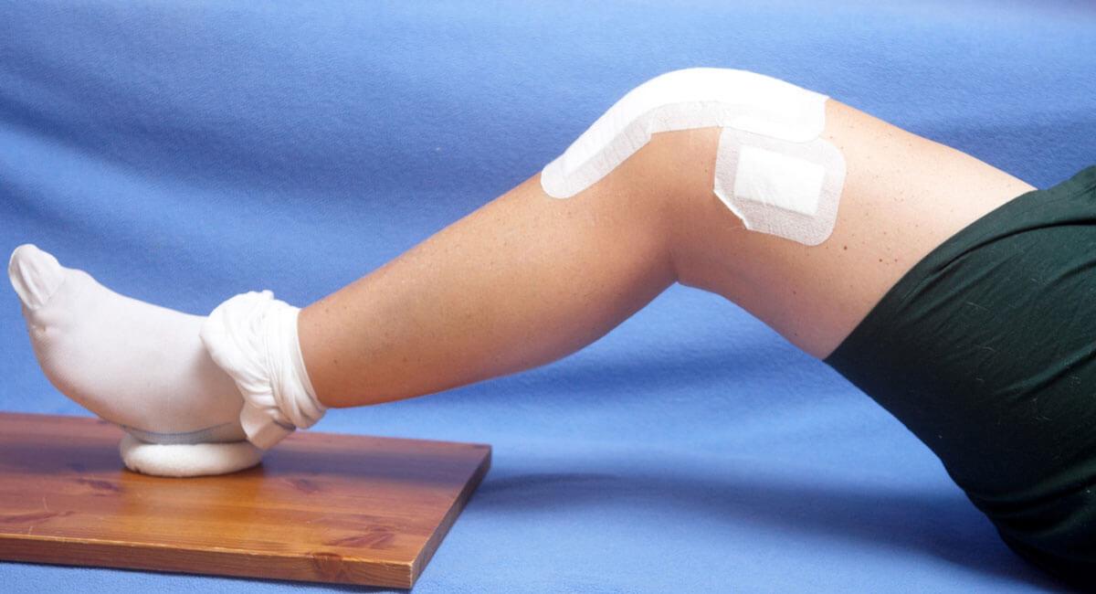 пластырь для коленного сустава