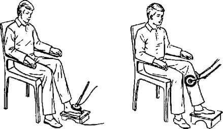 увч терапия для суставов стопы
