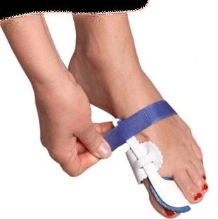 Как избавиться от косточки на большом пальце ноги в домашних условиях