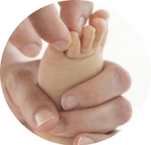 массаж при плоскостопии ребенка