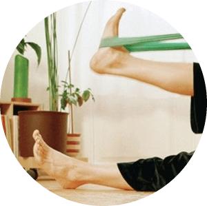 упражнения при артрозе стопы