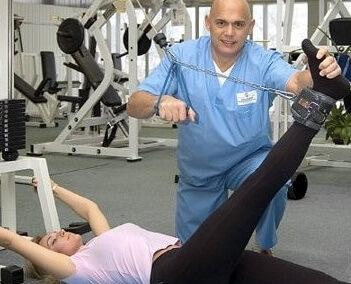 лфк от доктора бубновского для голеностоп