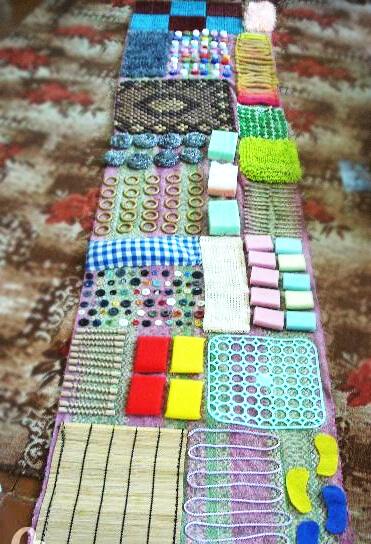 Массажный коврик для ребенка своими руками Материнство 21
