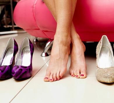 неудобная обувь причина развития деформации ног