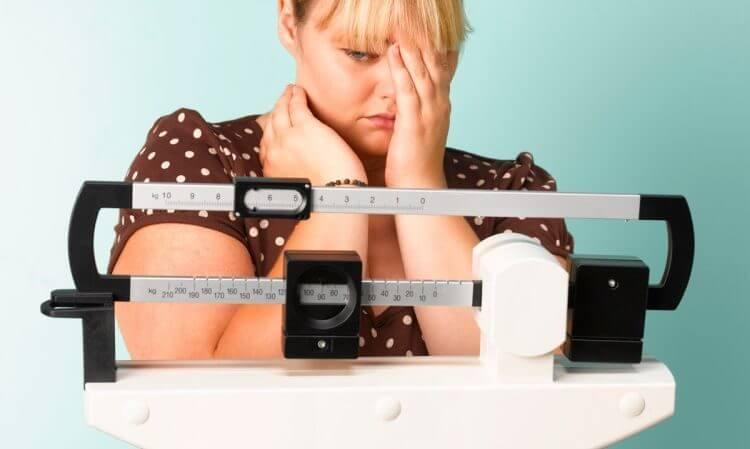избыточный вес причина деформации стоп