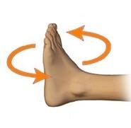 упражнения после перелома голеностопа
