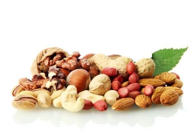 орехи в диете