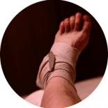 5 симптомов растяжения лодыжек— как определить?