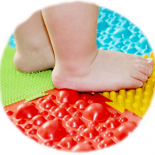 Коврики для лечения плоскостопий у детей