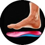 5 правил выбора ортопедических стелек при плоскостопии