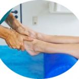 Гимнастика, лфк и терапии при переломе лодыжки