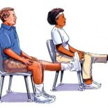 Комплексы упражнений при гонартрозе, чтобы не болели колени
