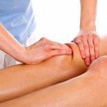 Массаж коленного сустава— техника и методики