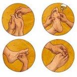 Как делать массаж при плоскостопии?