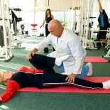 Упражнения для коленных суставов доктора Бубновского