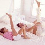 Утренняя зарядка для коленных суставов: правила и примеры упражнений при артрозе